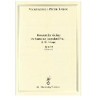 Taban, P.: Konzert im deutschen Barockstil Nr. 1 Op. 8/b
