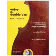 Reinke, G.: Enjoy the double bass Band 1 (+CD)