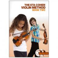The Eta Cohen Violin Method Book 2 (+2CDs)