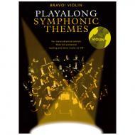 Bravo! Violin - Playalong Symphonic Themes (+CD)