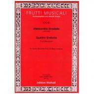 Stradella, A.: Sinfonie per Violino solo e Basso – Band 2 (Turin)