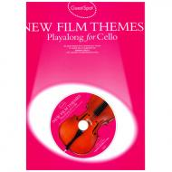 New Film Themes Playalong For Cello (+CD)