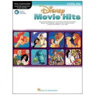 Disney Movie Hits (+Online Audio)