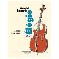 Fauré, G.: Élégie Op. 24