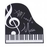 Mousepad Grand Piano