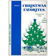 Bastien, J.: Christmas Favorites – Stufe 2