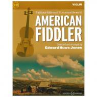 The American Fiddler Violin (+Online Audio)