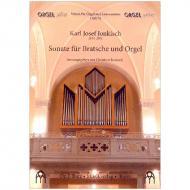Jonkisch, K. J.: Sonate (1991)