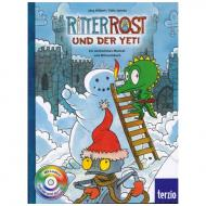 Hilbert: Ritter Rost und der Yeti (+CD)