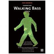 Andreas, E.: Garantiert Walking Bass lernen (+CD)