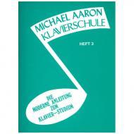 Aaron, M.: Klavierschule Heft 3