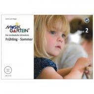 Heyge, L. L.: Musikgarten 2 – Frühling/Sommer (+CD)
