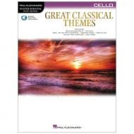 Great Classical Themes for Cello (+Online Audio)