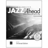 Reiter, M. J.: Jazz Ahead – Lehrbuch für Klavier (+MP3-CD)