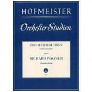 Ring, H. / Spindler, F.: Orchesterstudien Heft 16: Wagner – Meistersinger