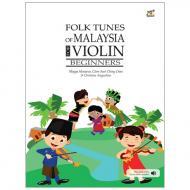 Folk Tunes of Malaysia for Violin (+Online Audio)