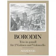 Borodin: Trio in g-moll