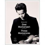 Kim, R.: Drei Romanzen für Violine und Klavier