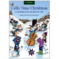 Blackwell, K. & D.: Cello Time Christmas (+CD)