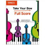 Take Your Bow – Partitur (+Online Audio)