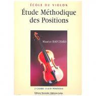 Hauchard, M.: Étude méthodique des positions Band 2