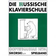 Nikolajew, A.: Die russische Klavierschule – Spielbuch