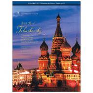 Tschaikowski, P. I.: Variations On A Rococo Theme Op. 33 (+CD)
