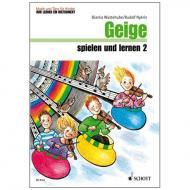 Wüstehube, B./Nykrin, R.: Geige spielen und lernen 2
