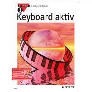 Benthien, A.: Keyboard aktiv Band 1 (+Online Audio)
