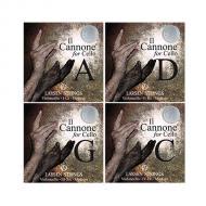 IL CANNONE DIRECT & FOCUSED Cellosaiten SATZ von Larsen