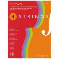 4 Strings: Discover – Partitur (+CD)