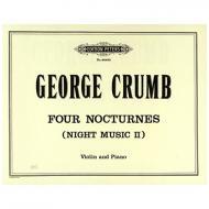 Crumb, G.: 4 Nocturnes