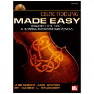 Celtic Fiddling Made Easy (+Online Audio)