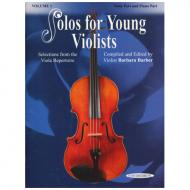 Solos for young Violists Vol. 1