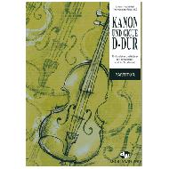 Pachelbel, J.: Kanon und Gigue D-Dur – Partitur