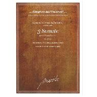 Lulier, G.L.: 3 Sonate