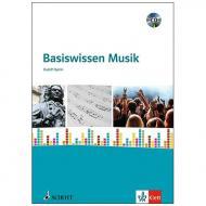 Nykrin, R.: Basiswissen Musik (+CD)