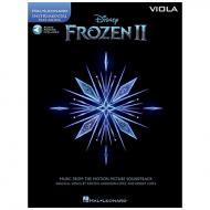 Disney Frozen: Die Eiskönigin 2 – »Frozen II« (+Online Audio)