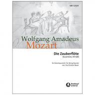 Mozart, W. A.: Ouvertüre zur Zauberflöte KV 620