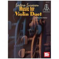 Eastern European Music (+ Online Audio)