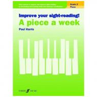 Harris, P.: Improve your sight-reading! A Piece a Week Grade 2