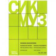 Schtschedrin, R.: Russische Weisen