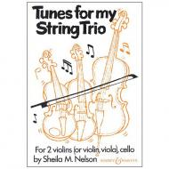 Nelson, S. M.: Tunes For My String Trio