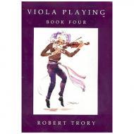 Trory, R.: Viola Playing Vol.4