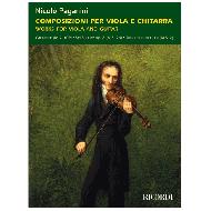 Paganini, N.: Composizioni per viola e Chitarra