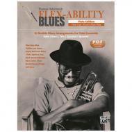 Hufschmidt, T.: Flex-Ability Blues – Flöte (+PDF Download)