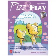 Pizz and play (+CD)