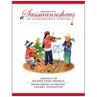 Sassmannshaus: Früher Anfang im Streicherensemble: Weihnachten