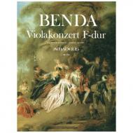 Benda, F. W. H.: Violakonzert F-Dur