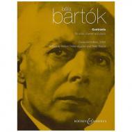 Bartók, B.: Kontraste Sz. 111, BB 116 (1938)